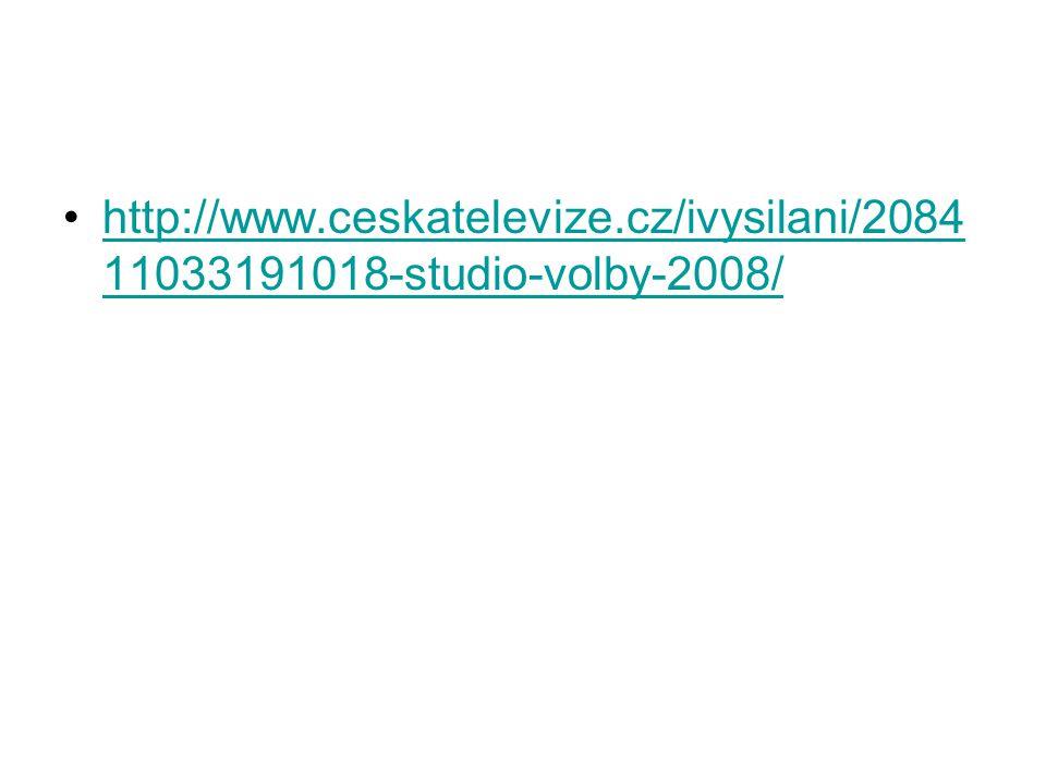http://www.ceskatelevize.cz/ivysilani/2084 11033191018-studio-volby-2008/http://www.ceskatelevize.cz/ivysilani/2084 11033191018-studio-volby-2008/
