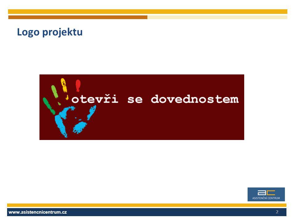 www.asistencnicentrum.cz 2 Logo projektu 2