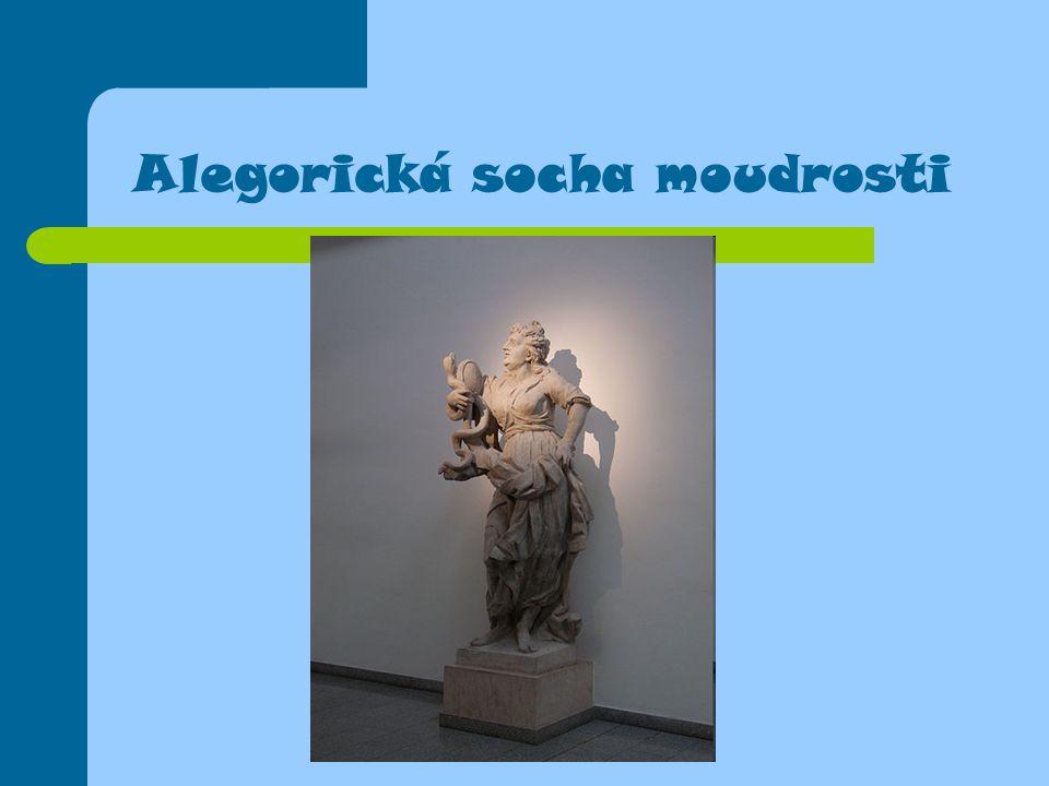 Alegorická socha moudrosti
