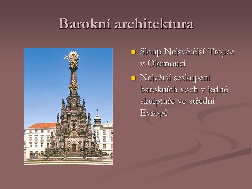 barokní kázání Barokní kázání se vyznačuje květnatou mluvou.