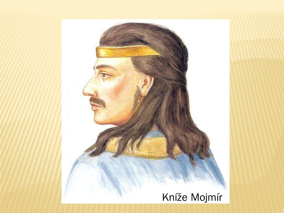 Kníže Mojmír