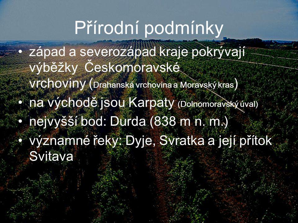 soutok Svratky a Svitavy Durda Macocha – Moravský kras jeskyně Balcarka