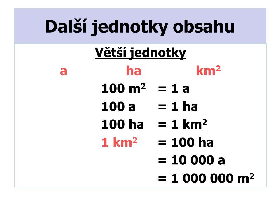 Obvod lichoběžníku Obvod lichoběžníku je roven součtu délek všech jeho stran a b c d O = a + b + c + d