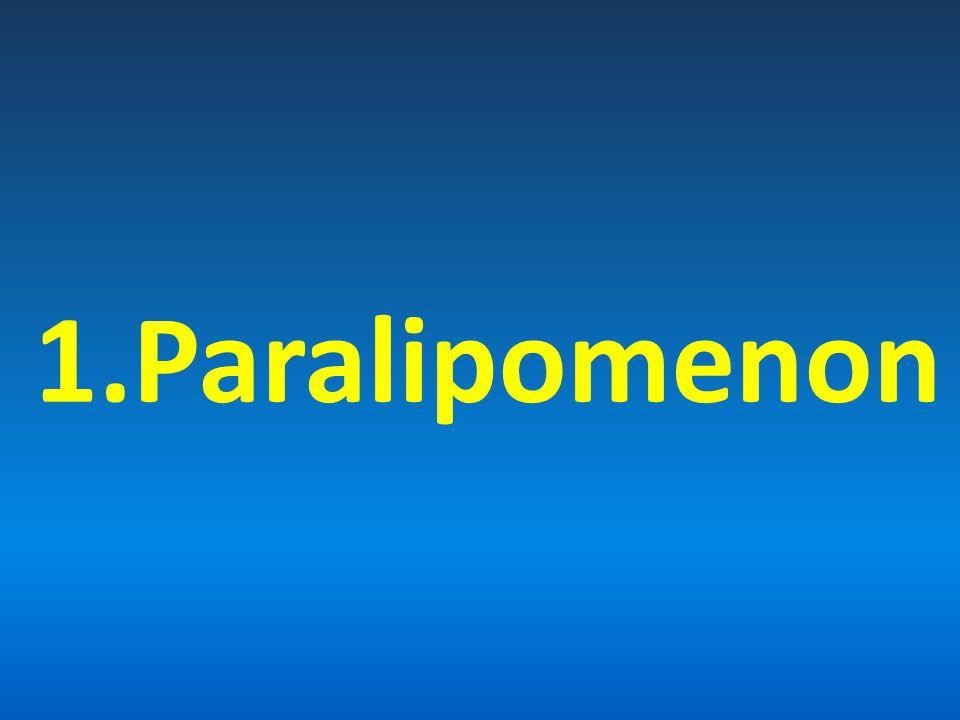 """2.Paralipomenon """"hebrejská Bible Kniha kronik """"divrej ha-jamím"""