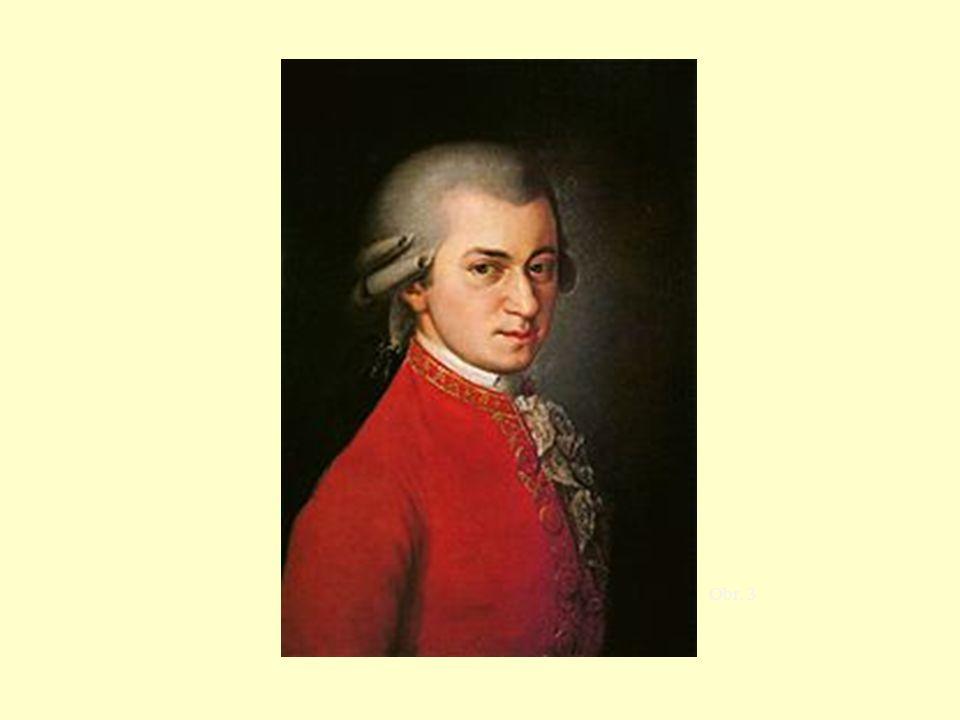 Ludwig van Beethoven (1770 – 1827) těžké dětství – vychovával bratry, otce nenáviděl, vydělával otci peníze, jezdil po koncertech otec pil, bil své děti, utrácel peníze vydělané Ludwigem od 26.