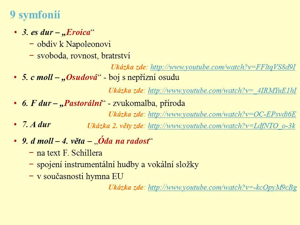 "9.d moll – 4. věta – ""Óda na radost − na text F."