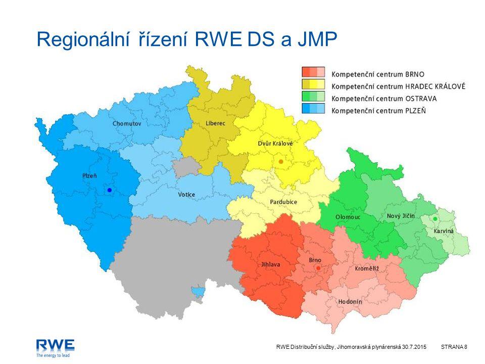 RWE Distribuční služby, Jihomoravská plynárenská 30.7.2015STRANA 59 Význam prvního dojmu Na vytvoření prvního dojmu stačí velmi krátký čas (několik sekund).