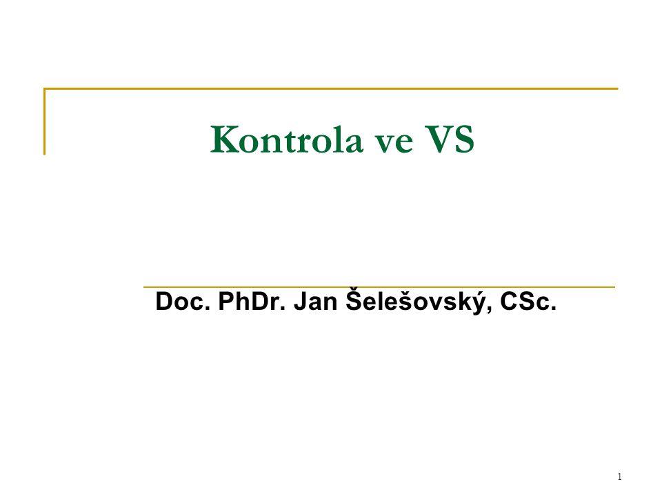 2 Obsah přednášky 1.Základní pojmy, legislativa a systémy kontroly 2.