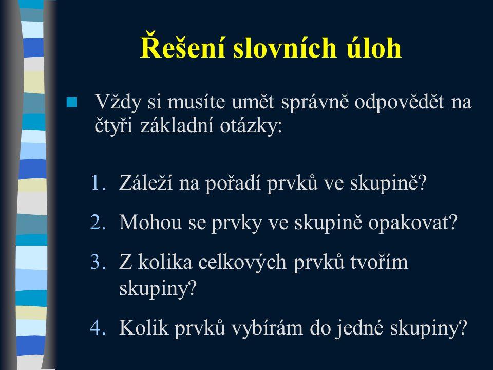 Šest českých a sedm anglických knih je třeba uspořádat na poličce tak, aby byly seřazeny nejprve české a poté anglické knihy.