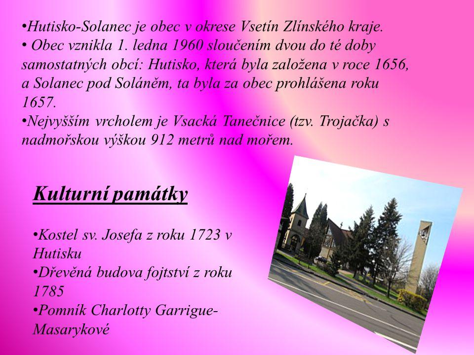 Hutisko-Solanec je obec v okrese Vsetín Zlínského kraje. Obec vznikla 1. ledna 1960 sloučením dvou do té doby samostatných obcí: Hutisko, která byla z