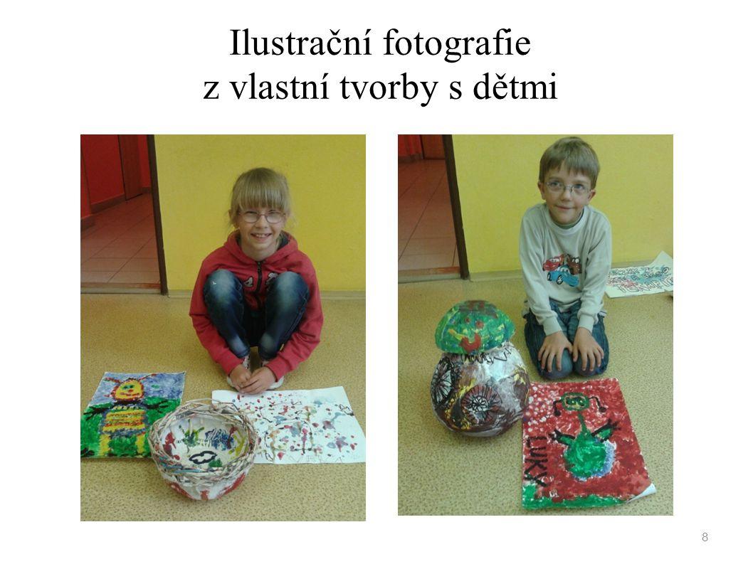 Ilustrační fotografie z vlastní tvorby s dětmi 8