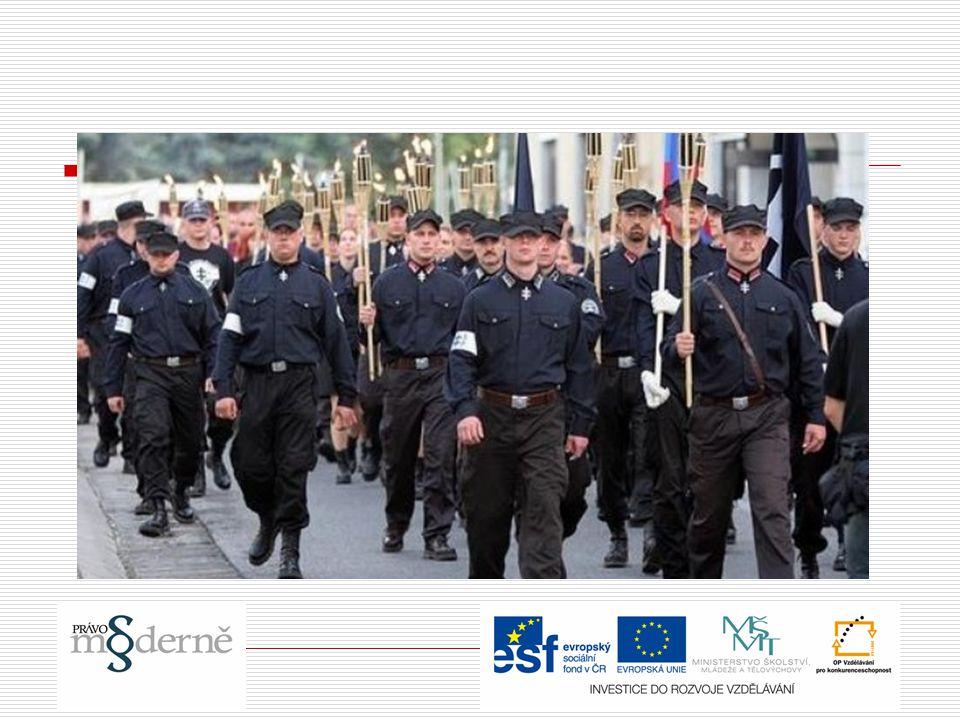 Judikatura  Rozhodnutí NSS 7 As 29/2008 – 104 (ke zrušení Komunistického svazu mládeže; v souladu s čl.