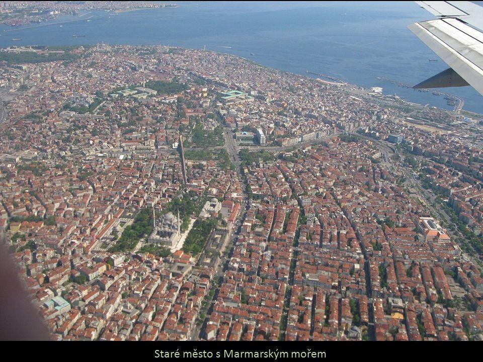 Staré město s Marmarským mořem
