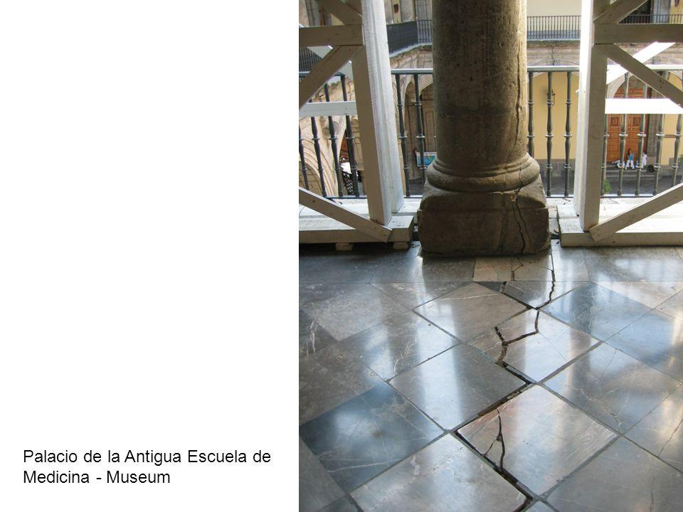 Palacio de la Antigua Escuela de Medicina - Museum