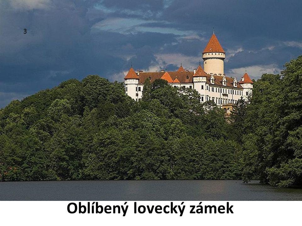 Na původním místě stávala ve 13.století středověká tvrz V 18.