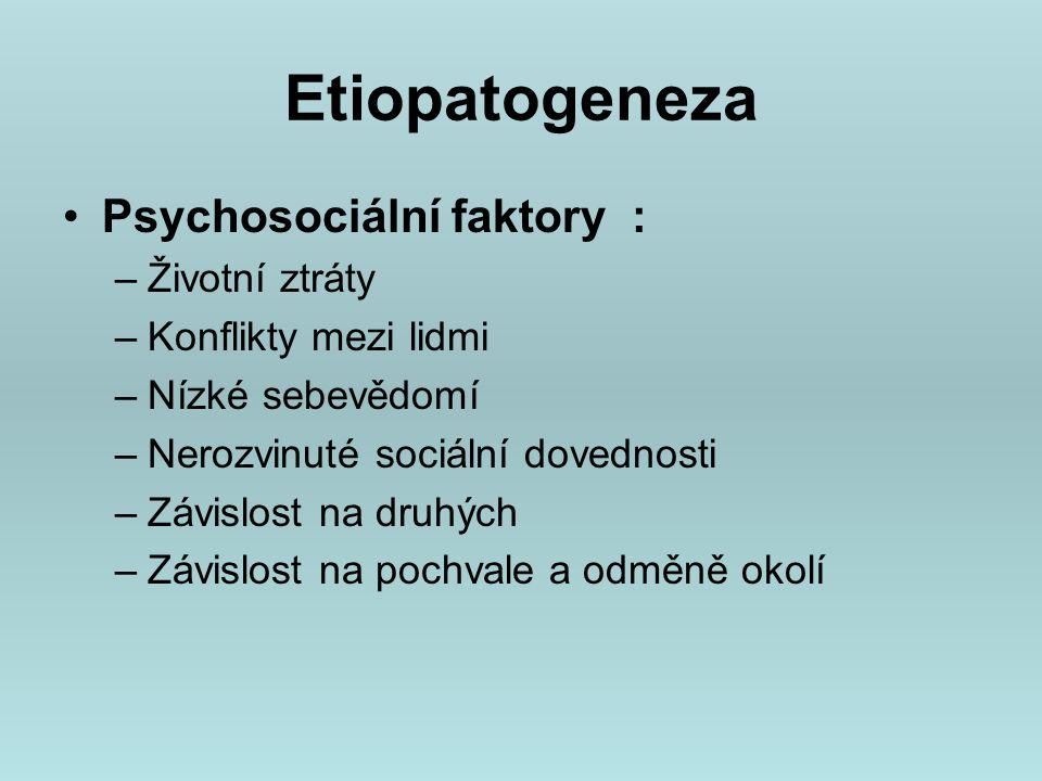 Jednotlivé formy a jejich klinický obraz MSKN 10 zohledňuje příčinu (primární vs sekundární), polaritu (bipolární vs unipolární), intenzitu (lehká, střední, těžká), přítomnost psychotické symptomatologie (mánie a deprese s psychotickými rysy) a délku trvání (bipolární porucha vs cyklotymie, depresivní porucha vs dysthymie).