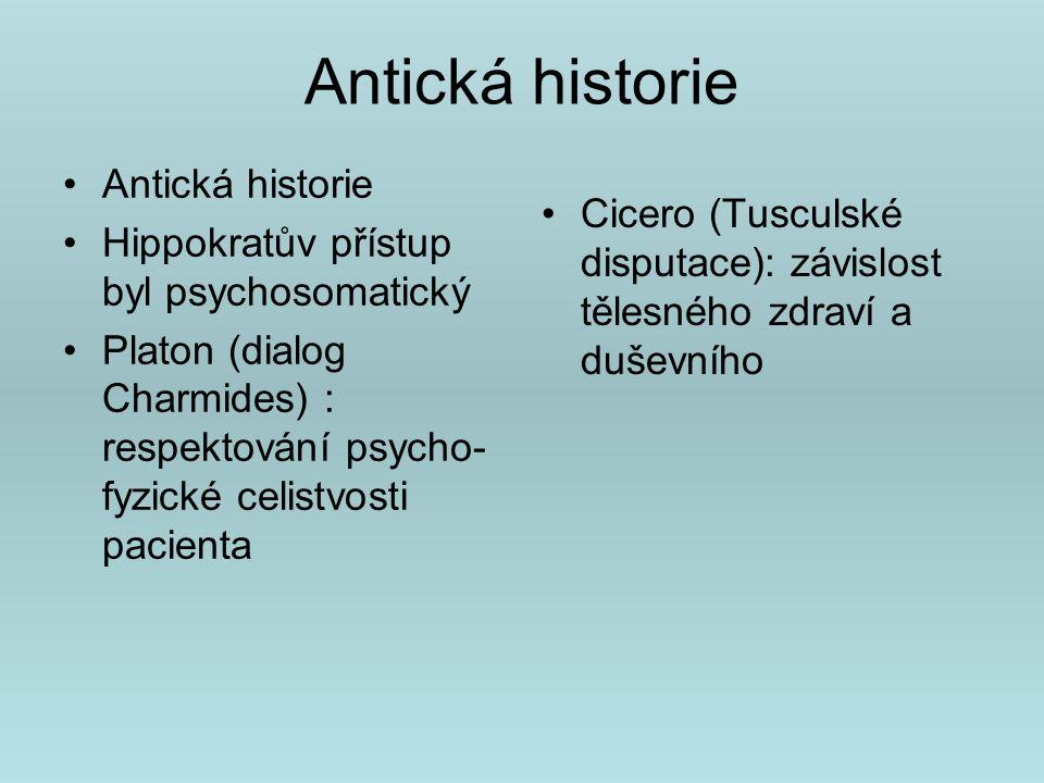 """Antická historie : """" Nikdy se nesnažte léčit oko, aniž byste zároveň nevěnovali pozornost i hlavě."""