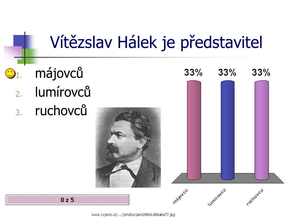 Vítězslav Hálek je představitel www.cojeco.cz/...//photos/pers39461dd6abe77.jpg 0 z 5 1.