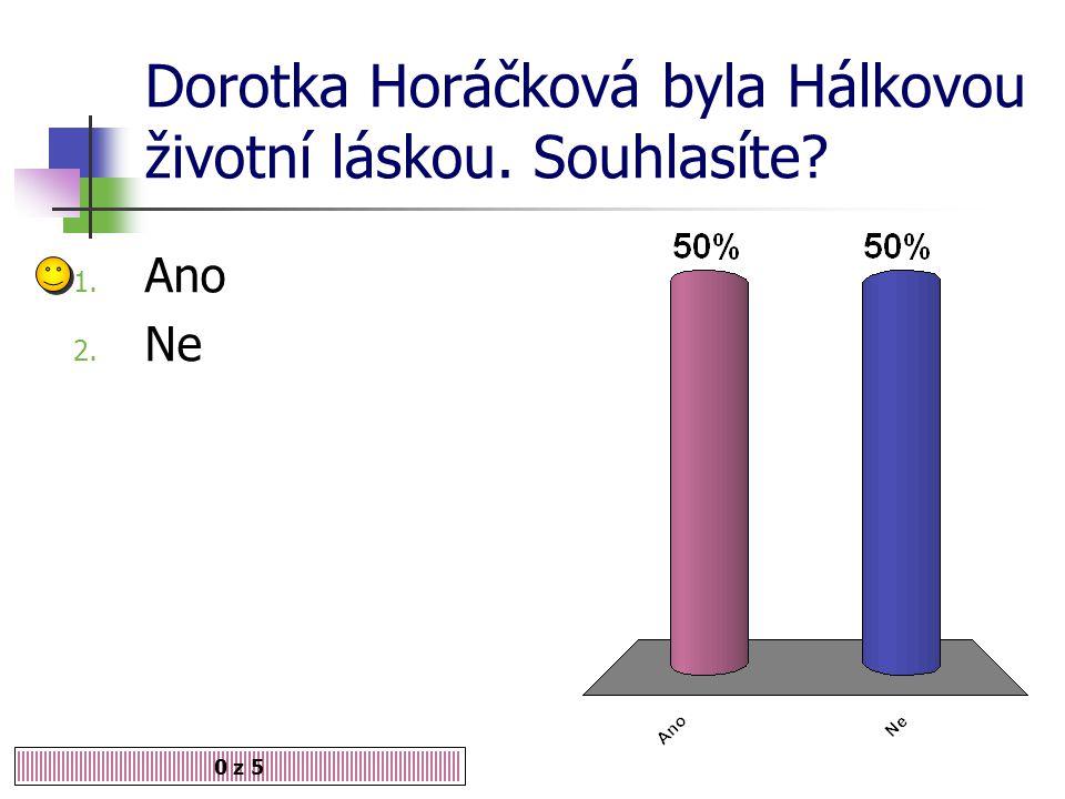 Básně Vítězslava Hálka jsou 0 z 5 1. optimistické 2. pesimistické