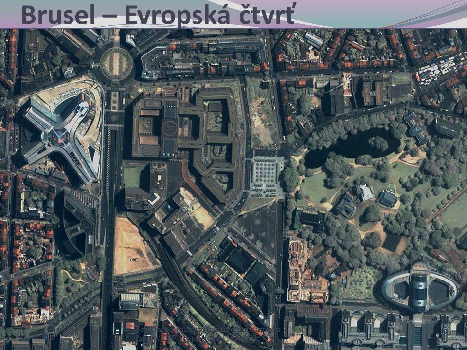 Brusel – Evropská čtvrť 6 Sociální politika v mezinárodním kontextu. Jabok / ETF, 2014. Michael Martinek43