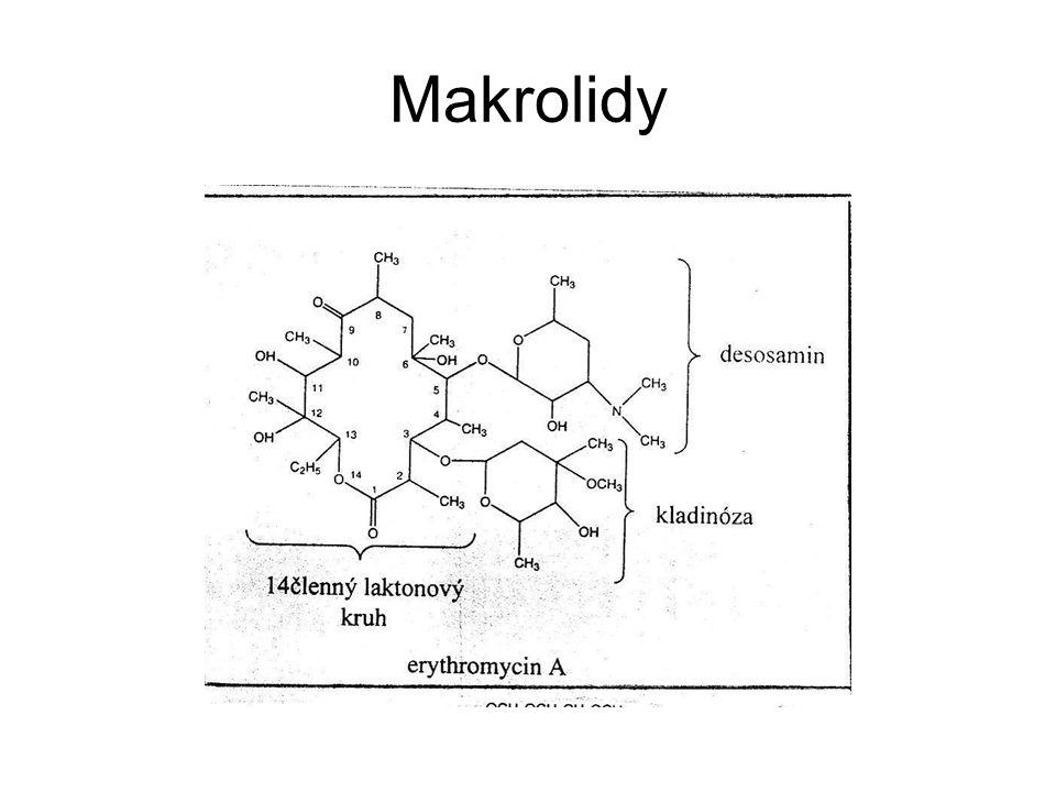 Makrolidy