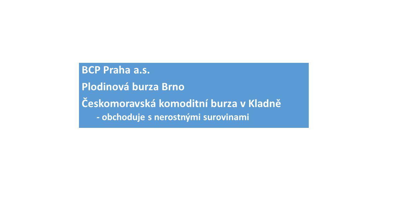 BCP Praha a.s.