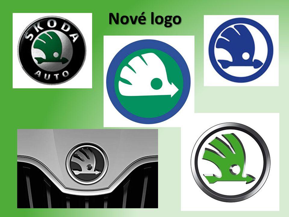 Nové logo