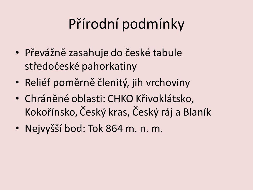 Tok Český ráj Český kras