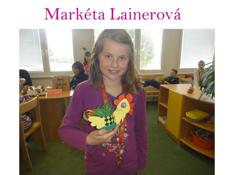 Markéta Lainerová