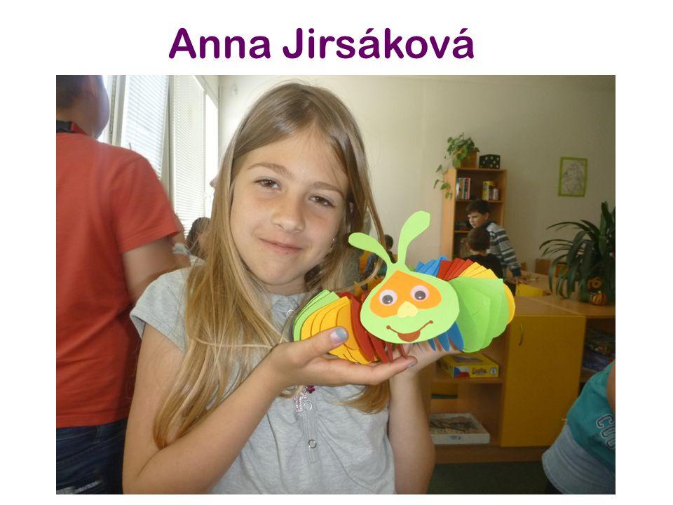 Anna Jirsáková