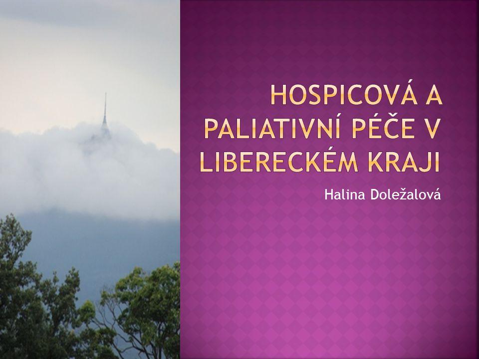  Vznik na jaře 2008, 64 členů  Převážná většina zdravotníků- zdravotních sester  Cíl: vzbudit veřejnou diskuzi o potřebě hospice v našem kraji  Zmapování situace v ČR i ve světě  Příprava Projektu Poskytování hospicové paliativní péče