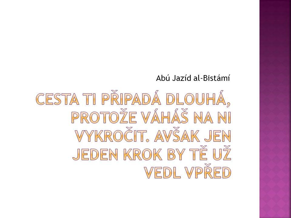 Abú Jazíd al-Bistámí