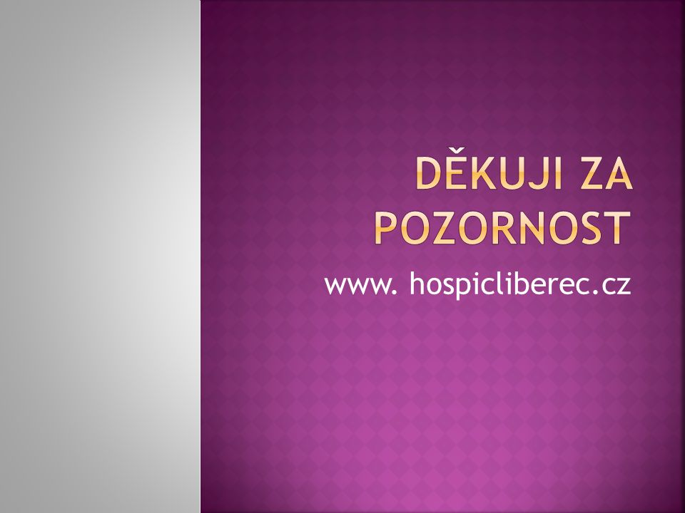 www. hospicliberec.cz