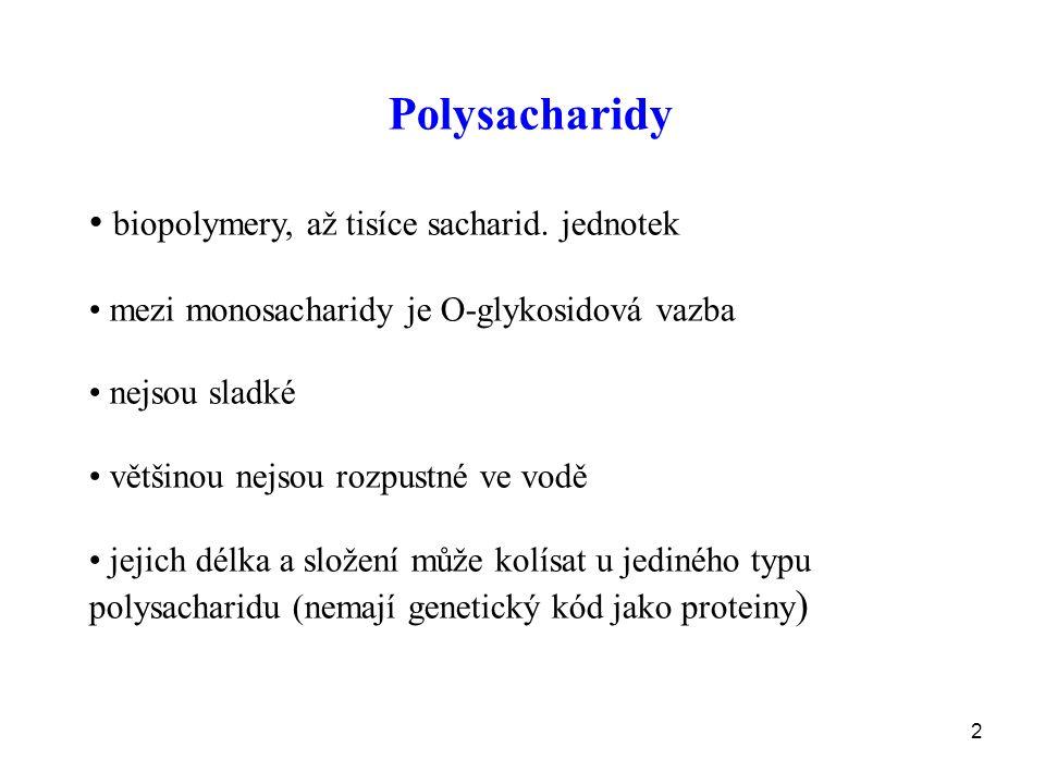 13 Větvení glykogenu