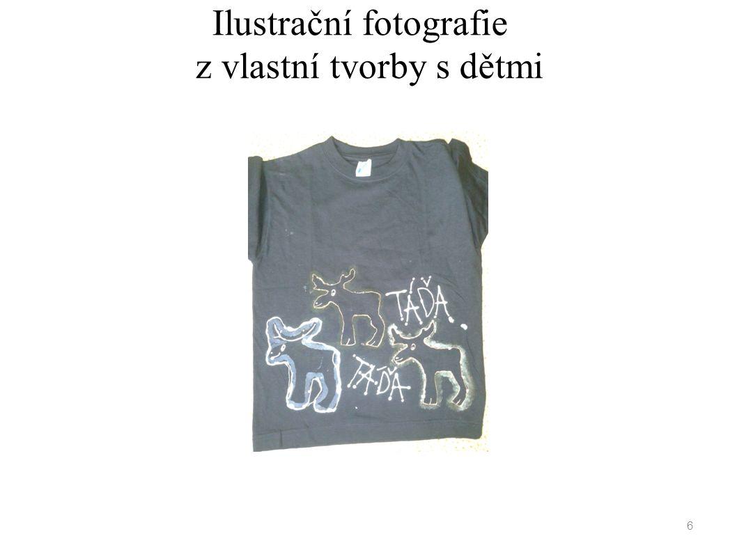 Ilustrační fotografie z vlastní tvorby s dětmi 6