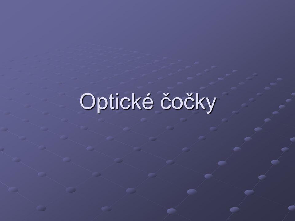 Optické čočky
