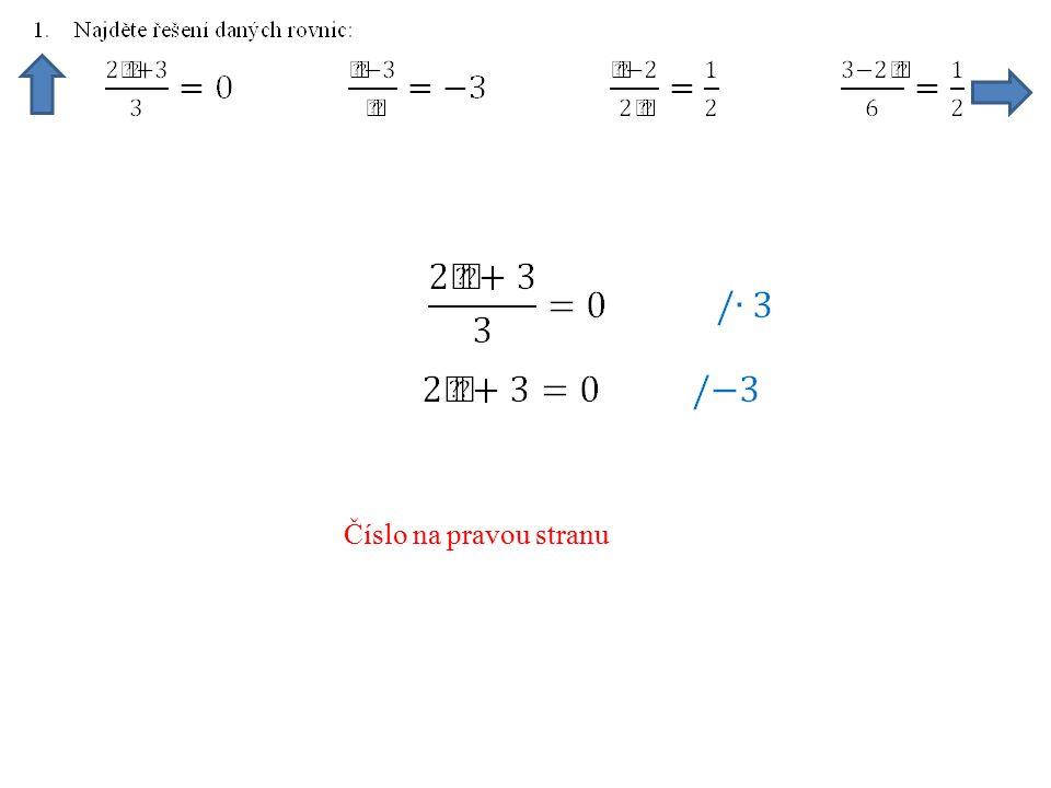 Pokud je c nenulové, rovnici násobíme společným jmenovatelem