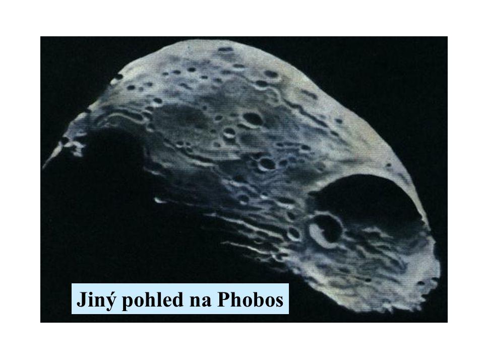 Jiný pohled na Phobos
