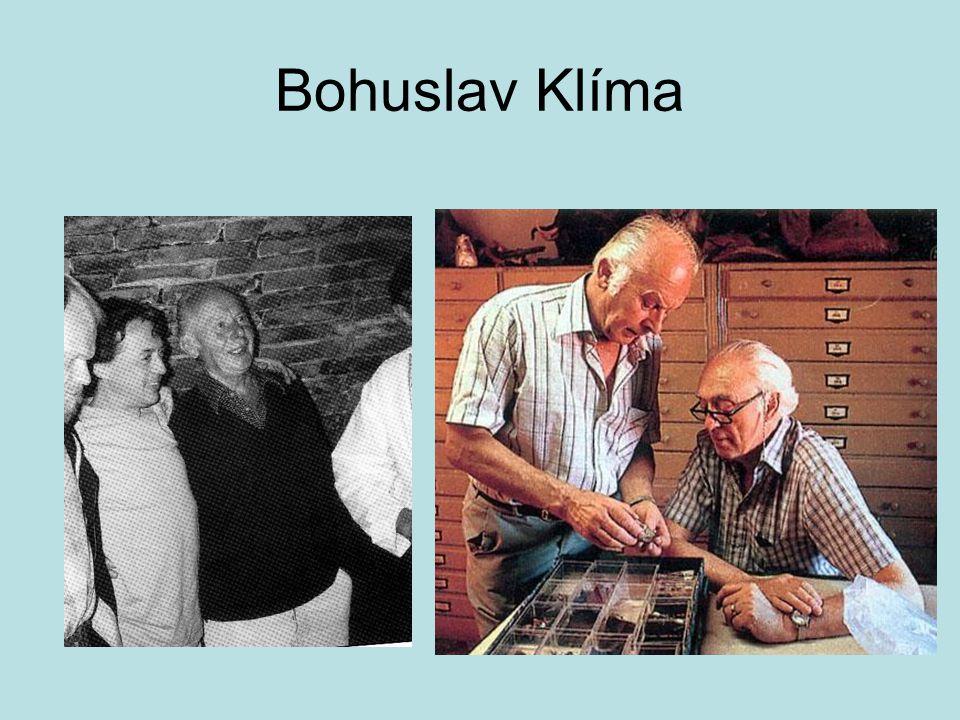 Bohuslav Klíma
