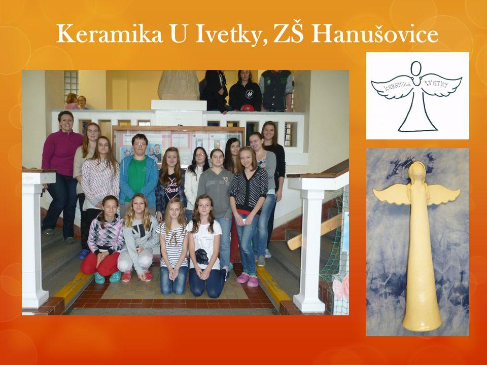 Keramika U Ivetky, ZŠ Hanušovice