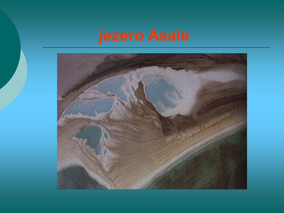 jezero Asale