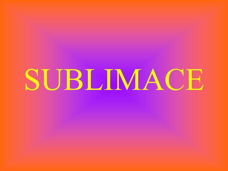 SUBLIMACE