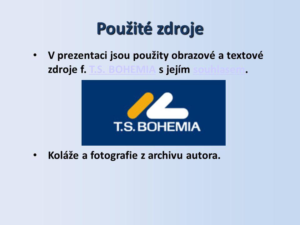 Použité zdroje V prezentaci jsou použity obrazové a textové zdroje f.