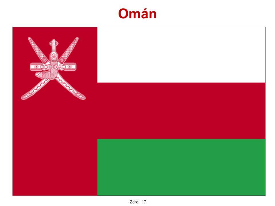 Omán Zdroj 17
