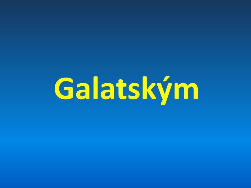 Galatským