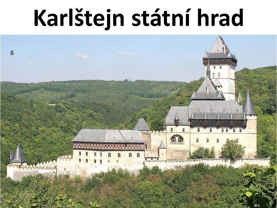 Založení hradu