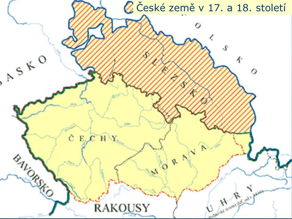 České země v 17. a 18. století