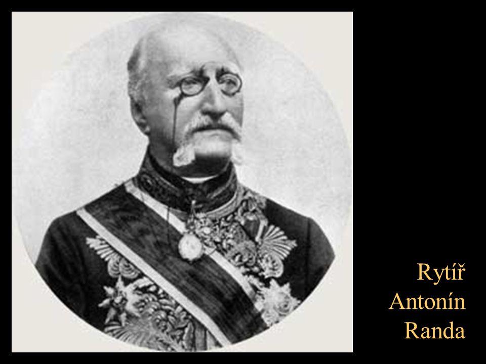 Rytíř Antonín Randa