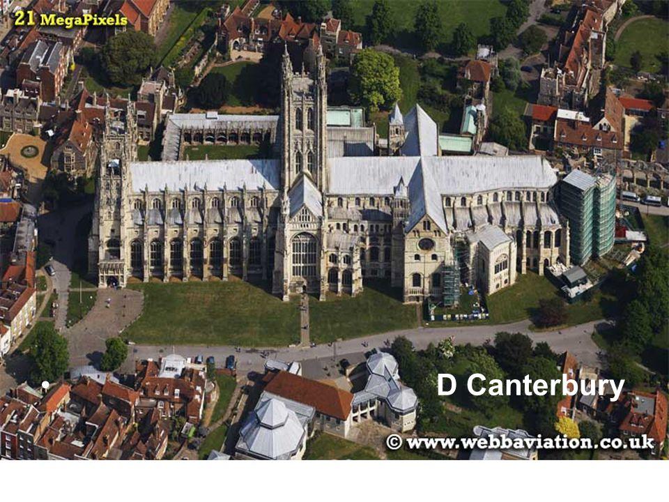D Canterbury