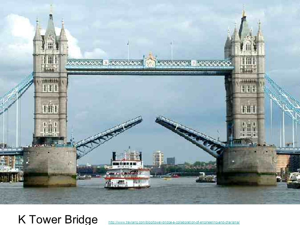 K Tower Bridge http://www.travlang.com/blog/tower-bridge-a-collaboration-of-engineering-and-charisma/ http://www.travlang.com/blog/tower-bridge-a-collaboration-of-engineering-and-charisma/